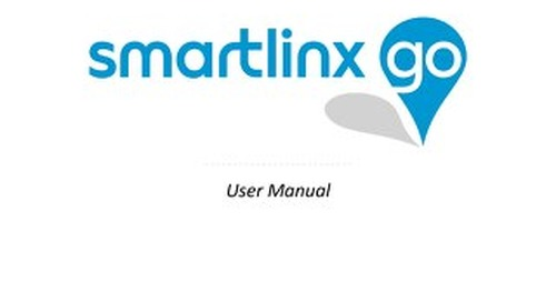 SmartLinx Go - User Manual 1.0