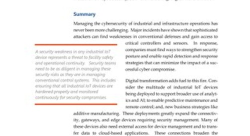 ARC briefing: Irdeto enables more secure deployments of IIoT devices
