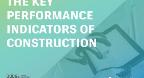 KPIs of Construction Report