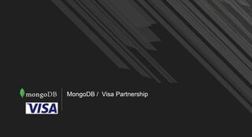Developer Day July 10 2019 - Why MongoDB Tech Deck - Visa