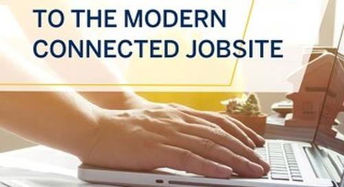 The General Contractor's Guide to the Modern Connected Jobsite