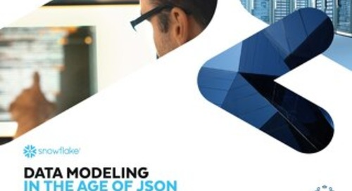 Data Modeling in the Age of JSON