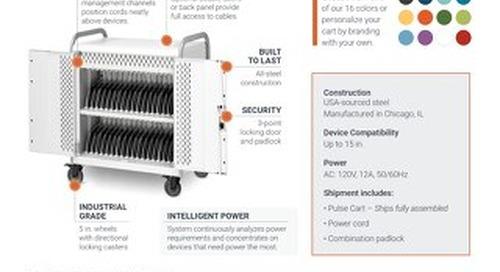 Pulse Cart Spec Sheet
