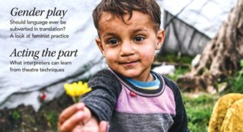 The Linguist 58,4 - Aug/Sept 2019
