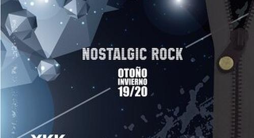 Nostalgic Rock - Otono/Invierno 2019