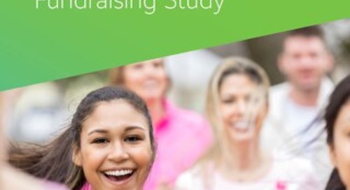 Peer to Peer Fundraising Study 2019