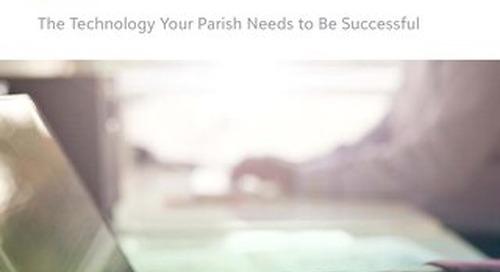 2019 Parish Tech Checklist
