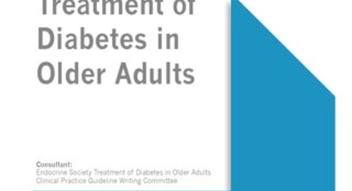 Treatment of Diabetes in Older Patients
