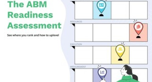 The ABM Readiness Assessment: See where you rank and how to uplevel