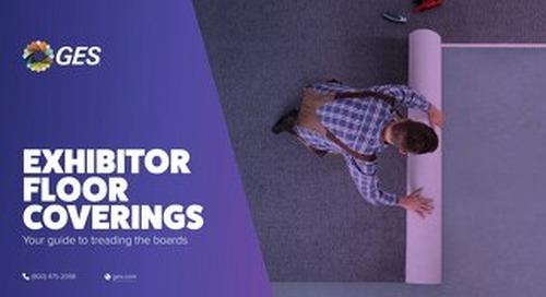Exhibitor Floor Coverings [Guide]