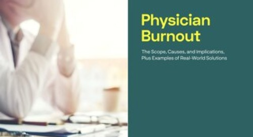 Physician Burnout eBook