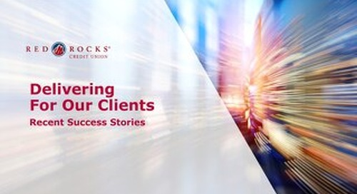 Client Success Stories: Red Rocks Credit Union