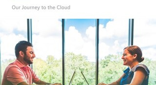 Blackbaud SKY: Our Journey to the Cloud