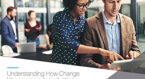 Understanding How Change Management Actually Works