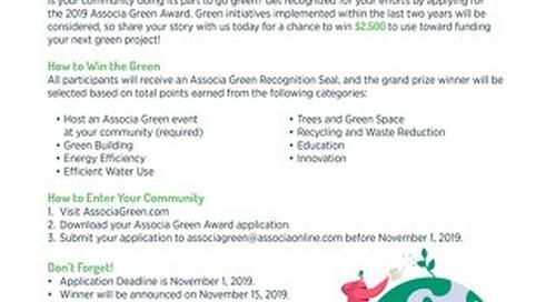 Go Green, Win Green!