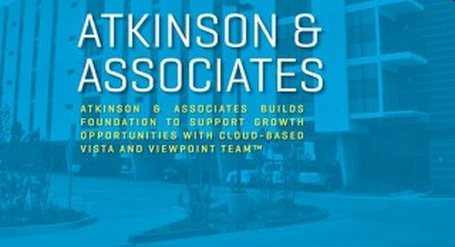 Atkinson & Associates Soars With Cloud-Based Software