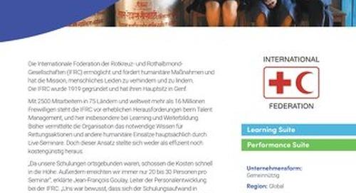 Fallstudie IFRC - Learning macht Millionen von Freiwilligen zu Führungskräften von morgen