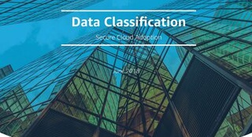 Data Classification