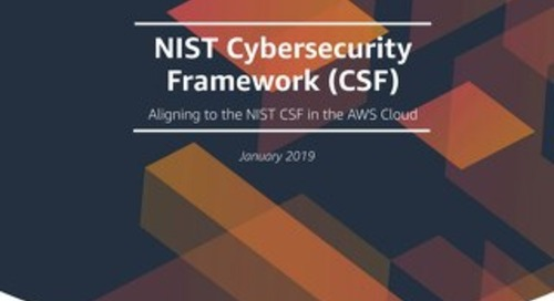 NIST Cybersecurity Framework (CSF)