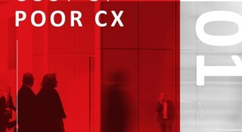 Fenergo - Report 1 -The cost of poor CX - FINAL