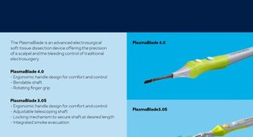 PLASMABLADE FOR PRECISE TISSUE DISSECTION