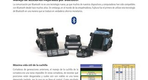 Estudio de costos de empalmes Bluetooth