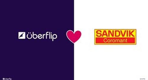 Uberflip Overview for Sandvik