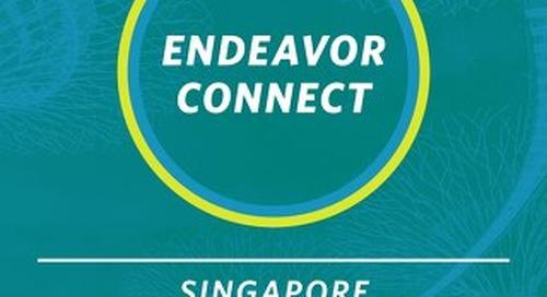 Endeavor: 2019 Singapore Connect Facebook