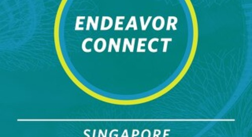 Endeavor: 2019 Singapore Connect Facebook