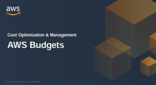AWS Budgets