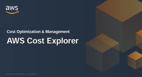 Cost Explorer
