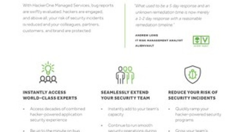 HackerOne Managed Services Brief