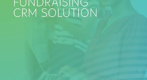 How to Choose a Fundraising CRM