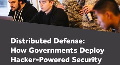 Distributed Defense: How Governments Deploy Hacker-Powered Security
