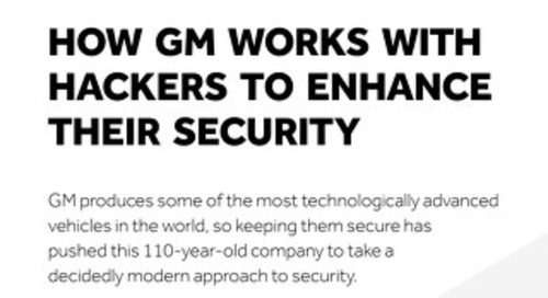General Motors' Customer Story