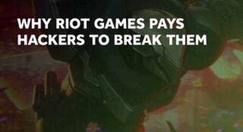 Riot Games' Customer Story