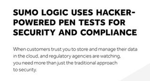 SumoLogic Uses Hacker-Powered Pentesting