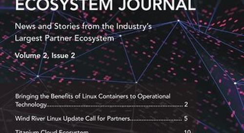 Partner Ecosystem Journal - Q2