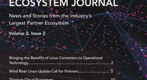 Partner Ecosystem Journal - Volume 2, Issue 2