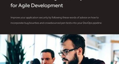 Next-Gen Application Security Launch Effective Agile Security for Agile Development