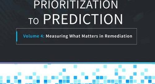 Prioritization to Prediction Vol 4
