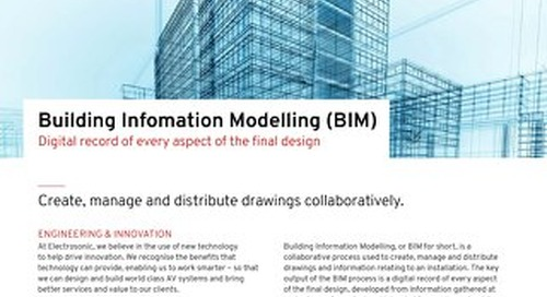 Building Infomation Modelling