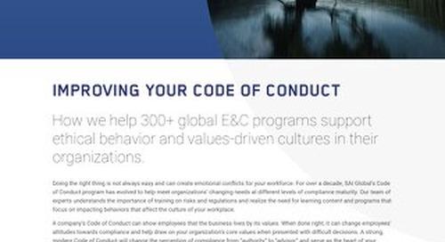 Code of Conduct SAI Global