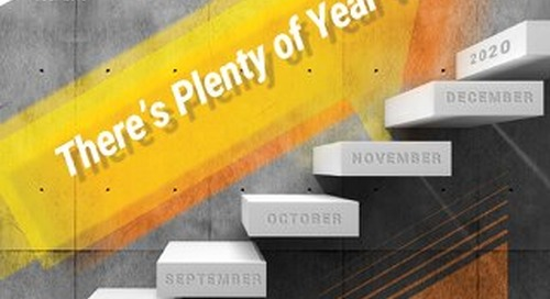 Fresh Thinking: There's Plenty of Year to Go