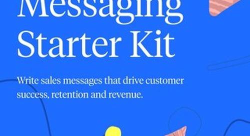 Upsell Messaging Starter Kit