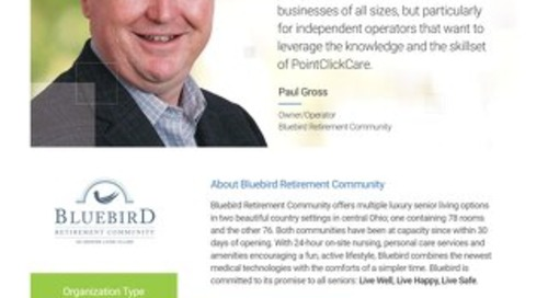 Customer Story: Bluebird Retirement Community