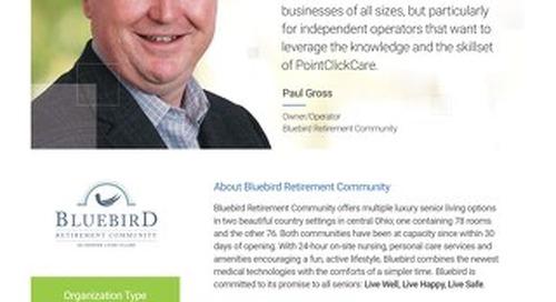 Success with CRM: Bluebird Retirement Community