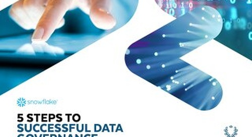 5 Steps to Successful Data Governance