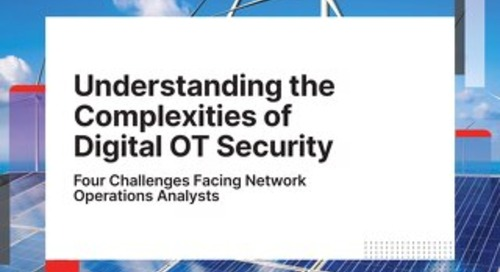 Four Challenges When Facing the Complexities of Digital Security