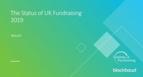 Status of UK Fundraising Research Slides